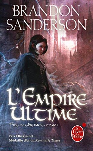 L'Empire Ultime: Fils-Des-Brumes Tome 1 (Le Livre de Poche) por Brandon Sanderson
