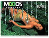 Moods Dotted Condom -12 Count (Pack of 3)