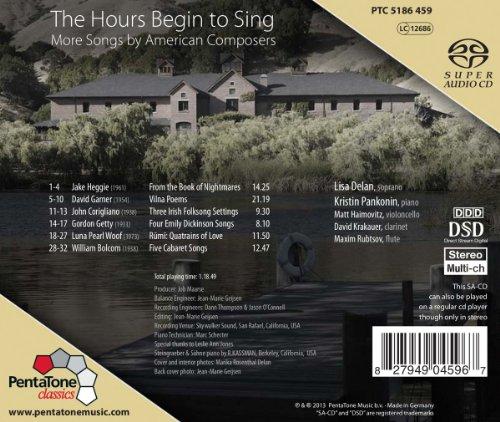 The Hours Begin to Sing