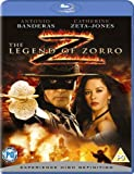 The Legend Of Zorro [Blu-ray] [2007] [Region Free]