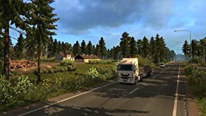 Euro Truck Simulator 2 + Beyond The Baltic Sea Add-on Bundle PC DVD from Excalibur Games