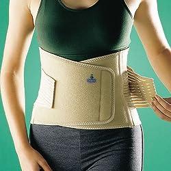 OPPO 2264 Neopren-Bandage für den Rücken, 23cm - , Large