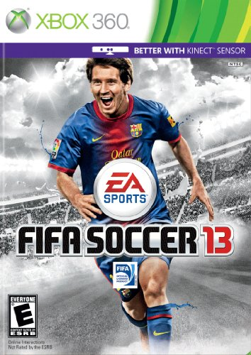 Electronic Arts FIFA Soccer 13, X360