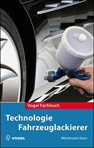Technologie Fahrzeuglackierer