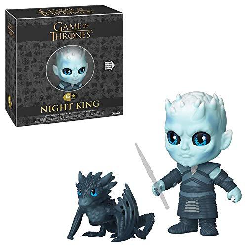 Funko 37776 5 Sterne: Game of Thrones S10: Night King Sammelfigur, Mehrfarbig