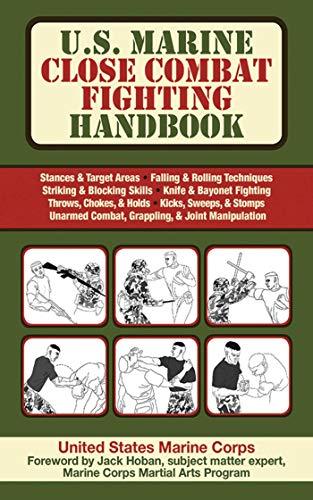U.S. Marine Close Combat Fighting Handbook (English Edition) (Corps Marine Handbook)