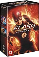 DVD Flash - Saisons 1 & 2 - Fabricant : WARNER BROS - Code EAN : 5051889590491