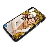 Handyhülle für Apple iPhone-Serie mit eigenem Foto und Text * Bedrucktes Schutz Cover Case, Hardcase Farben:Transparent, Hardcase Apple:Apple iPhone X