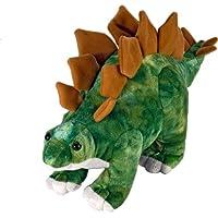 Wild Republic 15489 - Dinosauria Plüsch Stegosaurus, 25 cm