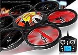 Hexacopter SPL© RC 4,5 Kanal 2.4 Ghz riesen Quadrocopter Drohne WL Toys V323