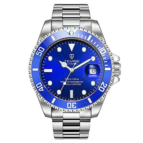 TEVISE T801 Men Automatic Mechanical Watch Fashion Waterproof Luminous...