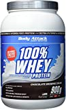 Body Attack 100% Whey Protein, Chocolate Brownie, 1er Pack (1 x 900 g)