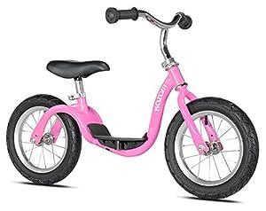 KaZAM - Bicicleta de equilibrio sin pedales, color rosa (KZM15PK)