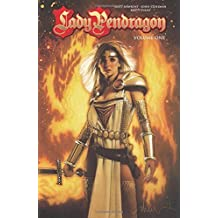 Lady Pendragon Volume 1 by Matt Hawkins (2016-01-19)