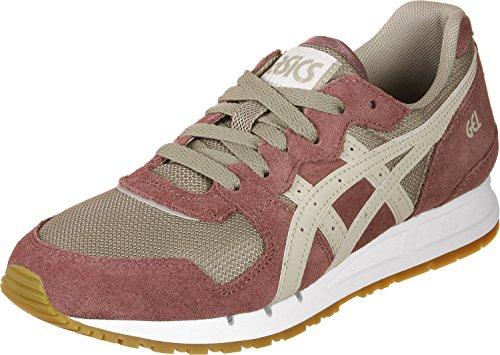 ASICS Tiger Damen Sneaker grau 41 1/2 (Tiger Damen Schuh)