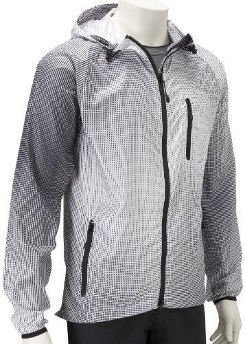 Nike LT Gradient Grid Veste noir - Noir/blanc