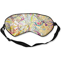 Art Drawing Multicolored Sleep Eyes Masks - Comfortable Sleeping Mask Eye Cover For Travelling Night Noon Nap... preisvergleich bei billige-tabletten.eu