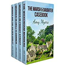 The Marsh & Daughter Casebook: A gripping murder mystery box set