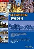 Reiseatlas Schweden: 1:300.000/1:1.800.000 (KUNTH Reiseatlanten)