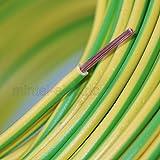 ADERLEITUNG H07V-K grün-gelb 10 mm² , Preis pro Meter,4520005