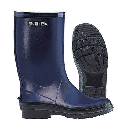 Nokian Footwear - Stivali di gomma -Reef- (Quotidiano) [418] Blu scuro