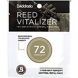 Rico Contrôleur d'humidité pour anches Rico Reed Vitalizer - recharge unique, 73% d'humidité