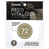 Rico Contrôleur d\'humidité pour anches Rico Reed Vitalizer - recharge unique, 73% d\'humidité