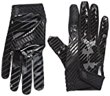 Under Armour Spotlight American Football Handschuhe - Black (002) - X-Large