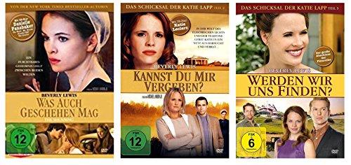 Das Schicksal der Katie Lapp - Trilogie + Bonusfilm (4 DVDs)