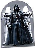 Pappaufsteller Star Wars Stand-In Höhe ca. 133cm Aufsteller Standup Figur Kinoaufsteller Pappfigur Cardboard Lebensgroß Life-Size Standup