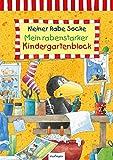 Mein rabenstarker Kindergartenblock (Der kleine Rabe Socke)