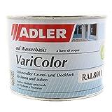 Acryllack Buntlack ADLER Vari Color nussbraun RAL8011 0,375l