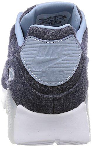 Nike 859522-400, Chaussures de Sport Femme Bleu