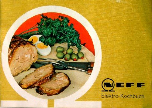 Neff Elektro-Kochbuch