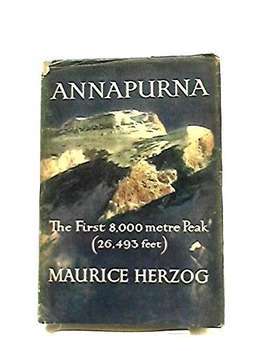 Annapurna, Conquest of the First 8000-metre Peak