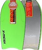 Alder X Mesh 42Bodyboard-EPS Core, Crescent Tail, 60/40-Schiene und HDPE...