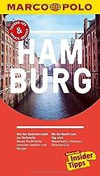 MARCO POLO Reisef??hrer Hamburg: Reisen mit Insider-Tipps. Inklusive kostenloser Touren-App & Update-Service by Dorothea Heintze (2016-01-14)