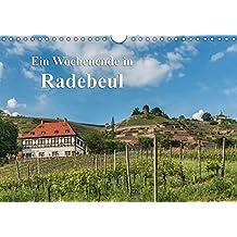 Ein Wochenende in Radebeul (Wandkalender 2018 DIN A4 quer): Radebeul - Entdeckungen zwischen Dresden und Meißen (Monatskalender, 14 Seiten ) (CALVENDO Orte) [Kalender] [Dec 29, 2013] Kirsch, Gunter