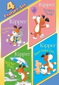 Kipper Quad [DVD] [Region 1] [US Import] [NTSC]
