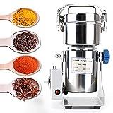 Grains Poudre Machine, Machine Farine Electrique Moulin à Grain Commercial Machine...