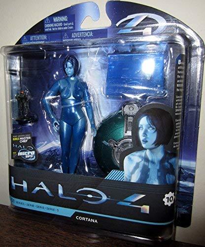 'Halo 4 Série 1 Figurine - Cortana Kostüm