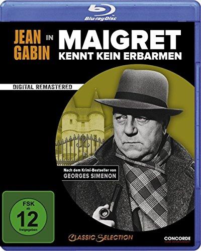 Bild von Maigret kennt kein Erbarmen [Blu-ray]