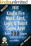 Free Kindle Fire Word, Card, Logic, A...