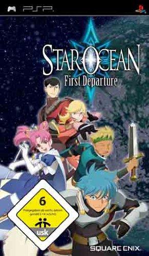 Star Ocean: First Departure (Sony Psp-spiele-rpg)