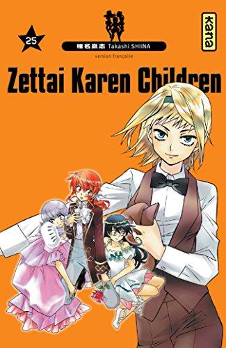 Zettai Karen Children Edition simple Tome 25