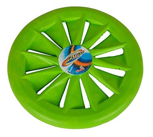 Simba 107203630 - Soft Wurfscheibe Twister, 3-Sortiert, Mehrfarbig