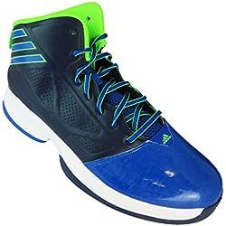 Adidas Bercuda 3 -Zapatillas deportivas para tenis, (Marine-Bleu-Blanc), 39 1/3