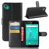 ECENCE Wiko Sunny 2 Plus Schutz-Hülle Handy-Tasche Case