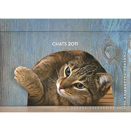 Chats 2011 - L'agenda calendrier