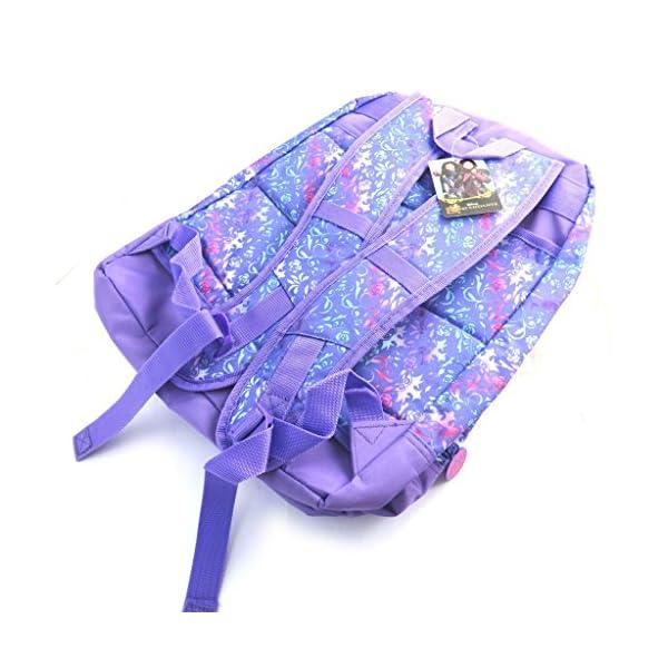 51NtJXdRxiL. SS600  - Doble mochila 'Descendants'púrpura (40x34x18 cm).